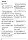 BlackandDecker Aspira Vapore- Fss1600 - Type 1 - Instruction Manual (Inglese - Arabo) - Page 6