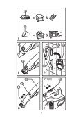 BlackandDecker Aspiratori Ricaricabili Portatili- Dv9605tn - Type H1 - Instruction Manual (Ungheria) - Page 2