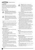 BlackandDecker Lavapavimenti A Vapore- Fsm1630 - Type 1 - Instruction Manual (Australia Nuova Zelanda) - Page 4
