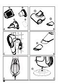 BlackandDecker Aspipolv Bagno/asciu- Wd9610 - Type H1 - Instruction Manual (Inglese) - Page 2