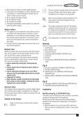 BlackandDecker Aspipolv Bagno/asciu- Wd9610 - Type H1 - Instruction Manual (Inglese) - Page 5