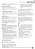 BlackandDecker Aspipolv Bagno/asciu- Wd9610 - Type H1 - Instruction Manual (Inglese) - Page 7