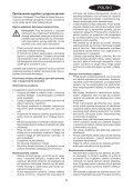 BlackandDecker Aspiratori Ricaricabili Portatili- Pv1205b - Type H1 - Instruction Manual (Polonia) - Page 5