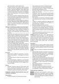 BlackandDecker Aspiratori Ricaricabili Portatili- Pv1205b - Type H1 - Instruction Manual (Polonia) - Page 6