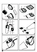 BlackandDecker Aspiratori Ricaricabili Portatili- Nv3610n - Type H1 - Instruction Manual (Australia Nuova Zelanda) - Page 2