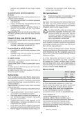 BlackandDecker Aspirapolv Per Auto- Adv1210 - Type H1 - Instruction Manual (Ungheria) - Page 6