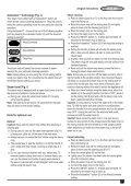 BlackandDecker Lavapavimenti A Vapore- Fsm1630 - Type 1 - Instruction Manual (Francese) - Page 7