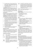 BlackandDecker Aspipolv Bagno/asciu- Nw3620n - Type H1 - Instruction Manual (Romania) - Page 6