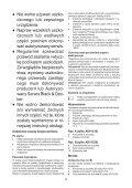 BlackandDecker Aspirapolv Per Auto- Adv1210 - Type H1 - Instruction Manual (Polonia) - Page 5