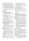 BlackandDecker Aspirapolv Per Auto- Adv1210 - Type H1 - Instruction Manual (Polonia) - Page 6