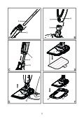 BlackandDecker Lavapavimenti A Vapore- Fsm1630 - Type 1 - Instruction Manual (Polonia) - Page 2