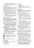 BlackandDecker Lavapavimenti A Vapore- Fsm1500 - Type 1 - 2 - Instruction Manual (Ungheria) - Page 5