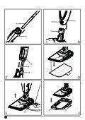 BlackandDecker Lavapavimenti A Vapore- Fsm1630 - Type 1 - Instruction Manual (Inglese - Arabo) - Page 2