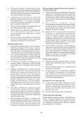 BlackandDecker Aspiratori Ricaricabili Portatili- Pv1225n - Type H1 - Instruction Manual (Russia - Ucraina) - Page 5