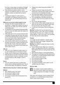 BlackandDecker Aspiratori Ricaricabili Portatili- Pv1405 - Type H2 - Instruction Manual (Inglese) - Page 7