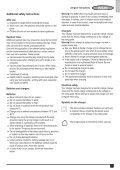 BlackandDecker Aspiratori Ricaricabili Portatili- Dv1010ecl - Type H1 - Instruction Manual (Inglese) - Page 5