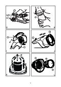BlackandDecker Aspiratori Ricaricabili Portatili- Dv7210 - Type H1 - Instruction Manual (Slovacco) - Page 3