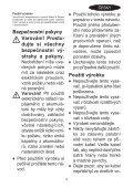 BlackandDecker Aspirapolv Per Auto- Adv1220 - Type H1 - Instruction Manual (Czech) - Page 3