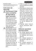 BlackandDecker Aspirapolv Per Auto- Adv1210 - Type H1 - Instruction Manual (Romania) - Page 3