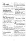 BlackandDecker Aspirapolv Per Auto- Adv1210 - Type H1 - Instruction Manual (Romania) - Page 6
