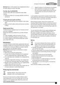 BlackandDecker Aspipolv Bagno/asciu- Wd7210n - Type H1 - Instruction Manual (Europeo) - Page 7