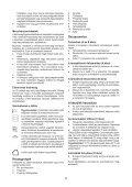 BlackandDecker Aspiratori Ricaricabili Portatili- Orb48rdn - Type 1 - Instruction Manual (Ungheria) - Page 5