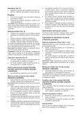BlackandDecker Aspiratori Ricaricabili Portatili- Nv2420n - Type H1 - Instruction Manual (Slovacco) - Page 7