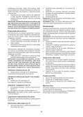 BlackandDecker Mini Vac- Orb72 - Type H1 - Instruction Manual (Polonia) - Page 6