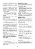 BlackandDecker Mini Vac- Orb72 - Type H1 - Instruction Manual (Romania) - Page 6