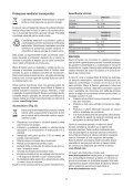 BlackandDecker Mini Vac- Orb72 - Type H1 - Instruction Manual (Romania) - Page 7