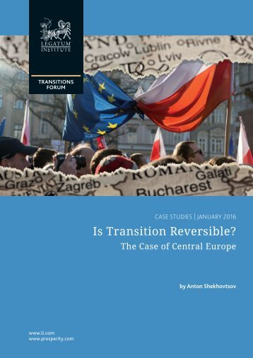 Is Transition Reversible?