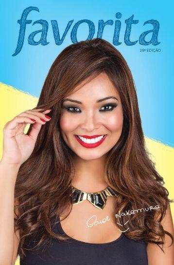 Catálogo Favorita | 28ª edição - BRASIL (versão site)