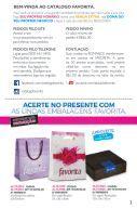 Catálogo Favorita | 28ª edição - BRASIL (versão site) - Page 3