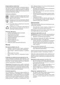 BlackandDecker Aspirapolv-Stick- Fv1205n - Type H2 - Instruction Manual (Polonia) - Page 6