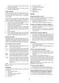 BlackandDecker Mini Vac- Orb48 - Type H1 - Instruction Manual (Turco) - Page 5