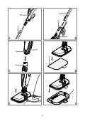BlackandDecker Lavapavimenti A Vapore- Fsm1600 - Type 1 - 2 - Instruction Manual (Polonia) - Page 2