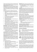 BlackandDecker Lavapavimenti A Vapore- Fsm1600 - Type 1 - 2 - Instruction Manual (Polonia) - Page 7