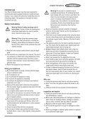 BlackandDecker Lavapavimenti A Vapore- Fsmh1621 - Type 1 - Instruction Manual (MEA) - Page 5