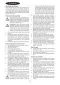 BlackandDecker Lavapavimenti A Vapore- Fsm1600 - Type 1 - 2 - Instruction Manual (Romania) - Page 4