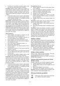 BlackandDecker Lavapavimenti A Vapore- Fsm1600 - Type 1 - 2 - Instruction Manual (Czech) - Page 7