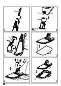 BlackandDecker Lavapavimenti A Vapore- Fsmh1621 - Type 1 - Instruction Manual (Inglese - Arabo) - Page 2