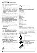 BlackandDecker Lavapavimenti A Vapore- Fsmh1621 - Type 1 - Instruction Manual (Inglese - Arabo) - Page 6