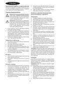 BlackandDecker Aspiratori Ricaricabili Portatili- Dv4810 - Type H1 - Instruction Manual (Polonia) - Page 4