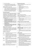 BlackandDecker Aspiratori Ricaricabili Portatili- Dv4810 - Type H1 - Instruction Manual (Polonia) - Page 5
