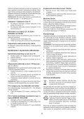 BlackandDecker Aspiratori Ricaricabili Portatili- Dv4810 - Type H1 - Instruction Manual (Polonia) - Page 6