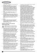 BlackandDecker Smerigliatrice Angolare Piccola- Kg701 - Type 1 - Instruction Manual (Balcani) - Page 6