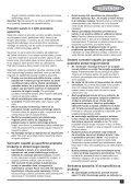 BlackandDecker Smerigliatrice Angolare Piccola- Kg701 - Type 1 - Instruction Manual (Balcani) - Page 7