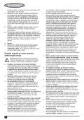 BlackandDecker Smerigliatrice Angolare Piccola- Kg901 - Type 1 - Instruction Manual (Balcani) - Page 6