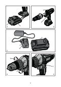 BlackandDecker Multitool- Mt18 - Type 1 - Instruction Manual (Ungheria) - Page 2