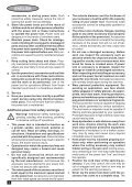 BlackandDecker Smerigliatrice Angolare Piccola- Kg701 - Type 1 - Instruction Manual (Europeo Orientale) - Page 6